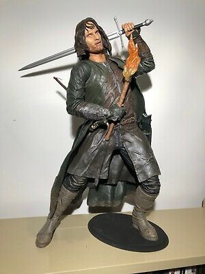 LORD OF THE RINGS Aragorn Figure 18 inch 1/4 scale