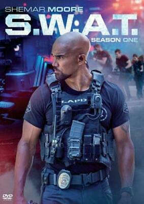 S.W.A.T / Swat 2019 TV Series Season 1 Complete First DVD Box Set Collection New