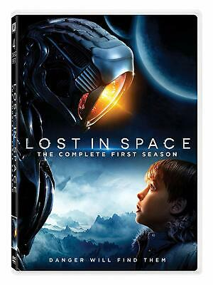 Lost In Space Season 1 Complete First Series DVD Box Set Collection 2018 Netflix