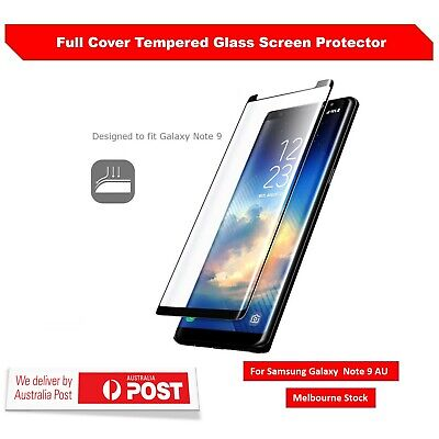 GENUINE TEMPERED GLASS Screen Protector for Samsung Galaxy