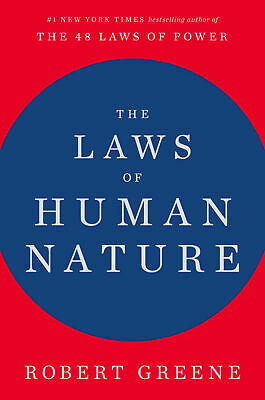 The Laws of Human Nature - Robert Greene [eBooks , 2018 ]