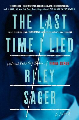 The Last Time I Lied - Riley Sager [eBooks , 2018 ]