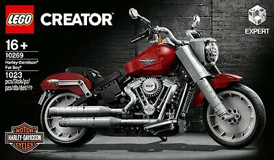LEGO Creator 21069 Harley-Davidson® Fat Boy® Expert EXCLUSIVE