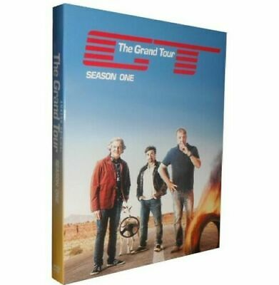 The Grand Tour Season 1 Complete First TV Series DVD Box Set Collection Amazon