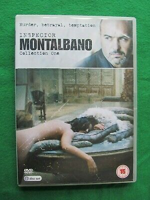 Inspector Montalbano - Collection 1 (DVD, 2012, 2-Disc Set)
