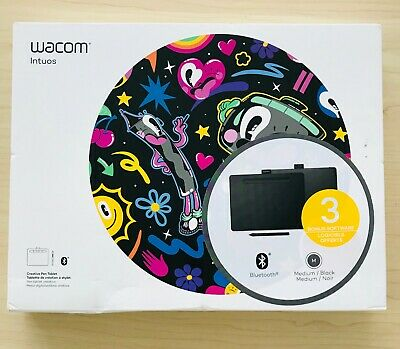 WACOM INTUOS COMIC Art Pen & Touch Tablet CTH-480/S (USED) - $36 00