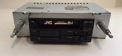 OLD SCHOOL JVC KS-RX750 Cette Player And KS-EA400 Graphic ... on