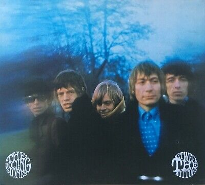 Rolling Stones - Between The Buttons (Euro Pressing 1 Sacd)