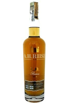 A.H. Riise XO Reserve Port Cask Rum Limited Edition