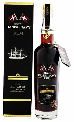A.H. Riise Rum Royal Danish Navy Strength