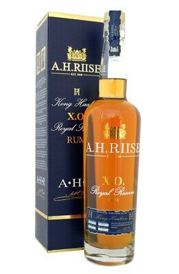 A.H. Riise XO Royal Reserve Kong Haakon Special Edition