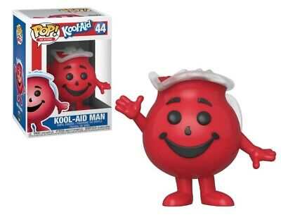 Funko Pop! Kool-Aid Ad Icons Kool-Aid Man #44 Vinyl Figure ON HAND SHIPPING NOW