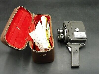 Vintage Prinz Cavalier 8mm Cine / Movie Camera - Rare