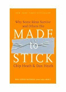 Made to Stick: Why Some Ideas Survive and Others Die >>Ë-BØØĶ<<  GET IT FAST