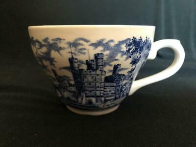 Churchill Royal Heritage Blue And White Tea Cup