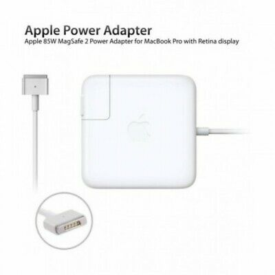"NEW Genuine Original APPLE 15"" MacBook Pro A1398 Mag 2 85W AC Adapter A1424"
