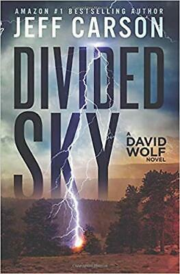 Divided Sky (David Wolf) By Jeff Carson (E-BooK,PDF,2019) ⚡ Fast Delivery ⚡