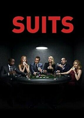 Suits: Season Eight - 4 DISC SET (REGION 1 DVD New)