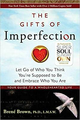 The Gifts of Imperfection By Brené Brown (E-BooK,PDF,2019) ⚡ Fast Delivery ⚡