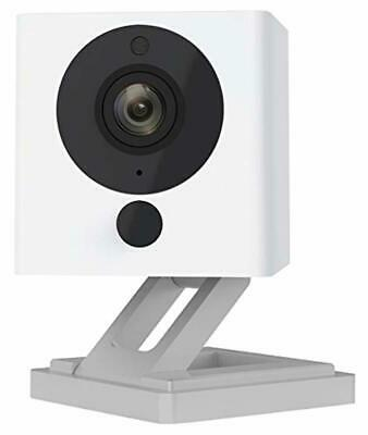 Wyze Cam 1080p HD Indoor Wireless Smart Home Camera with Night Vision, 2-Way Aud