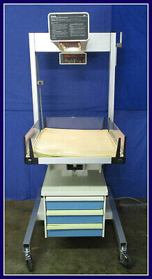 Ohmeda 5000 Ohio Infant Warmer System With Adjustable Stand