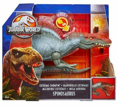 Jurassic World Legacy Collection Extreme Chompin' Spinosaurus NEW