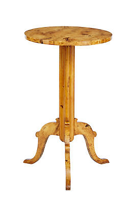 19Th Century Birch Root Occasional Table