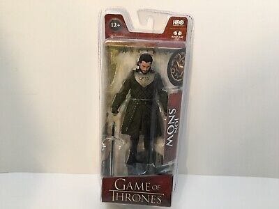 Game Of Thrones *JON SNOW* Action Figure HBO McFarlane Toys 2019 GOT TV Show New