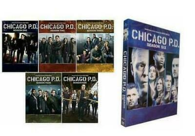 Chicago P.D. PD: Complete Series 1-6 Seasons 1 2 3 4 5 6 Five Six Brand New