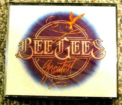 THE BEE GEES GREATEST 2-CD Set Sealed Brand New Free Shipping