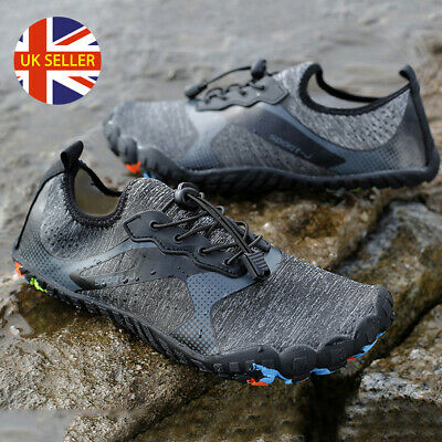 UK Aqua Beach Surf Wet Water Shoes Swim Wetsuit Outdoor Sports Mens Womens