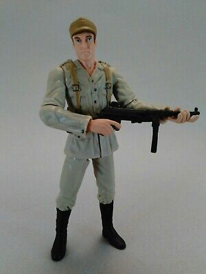 "NICE German Soldier 2007 Hasbro Indiana Jones 1/18 WWII 3.75"" action figure"