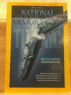National Geographic April 2012 !!!