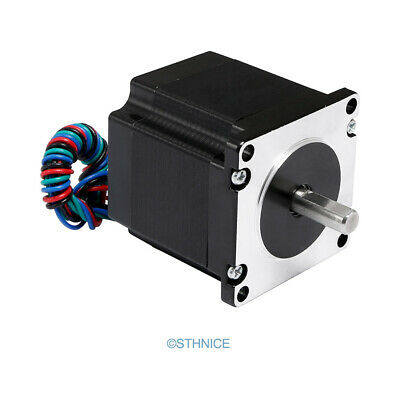 ENGMATE DIY Part Nema 23 Stepping Motor With Holding Torque 187Oz-In