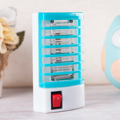 Portable Mosquito Killer Repellent Lamp Bug Zapper Insect Trap LED Night Light
