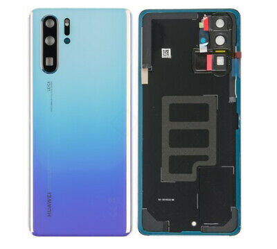 Huawei P30 Pro Akkudeckel Backcover Rückseite Breathing Crystal 02352PGM