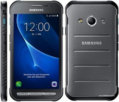 New Samsung Galaxy Xcover 3 G389F  8GB Android 4G LTE Smartphone Unlocked Black