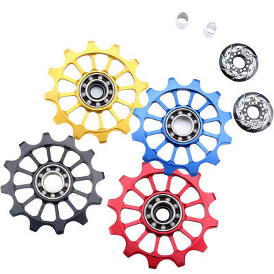 Replaces Jockey Wheel 12 Tooth Spare Ceramic bearings Replacement New Hot