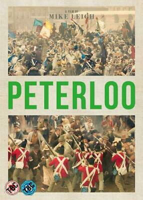 Peterloo (2018 DVD) Rory Kinnear,Maxine Peake,Neil Bell. A Film By MIKE LEIGH.