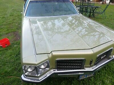 oldsmobile sports coupe PRICE REDUCTION TO 14K FOR ONE WEEK ONLY, 455 V8 auto.