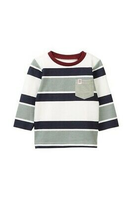 Sovereign Code 155573 Quik Terry Sage Pullover (Baby Boys) Size 24M