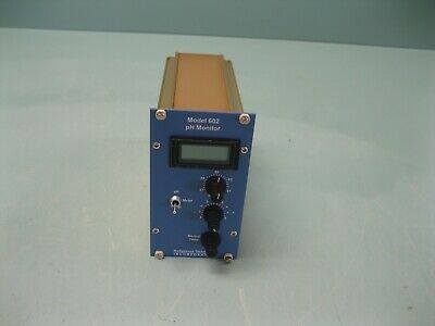 Wedgewood Technology Endress Hauser 602 pH Monitor E17 (2540)