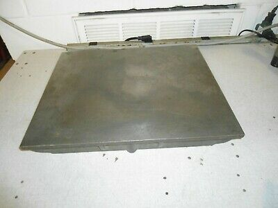 """Machinist Steel Surface Plate 18"""" x 15"""""""