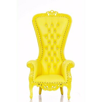 Enjoyable Diana Queen King High Back Royal Wedding Party Throne Chair Gamerscity Chair Design For Home Gamerscityorg
