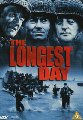 The Longest Day DVD (2001) John Wayne . SPECIAL 2 DISC EDITION