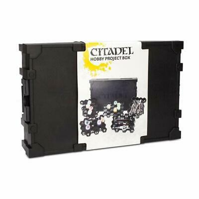 Citadel Large Project Case Hobby Box by Games Workshop