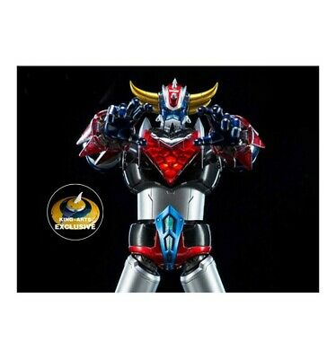 KING ARTS DFS067 UFOROBOT GRENDIZER VIP EDITION with UFO DIECAST ACTION FIGURE