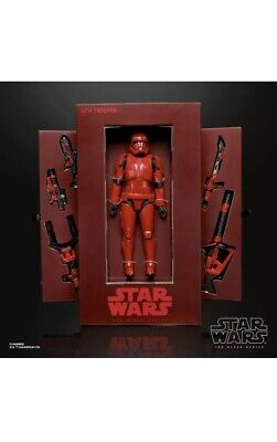 "SDCC 2019 Hasbro Star Wars The Black Series Sith Trooper EIX E9 6"" Fig PRE-SALE"
