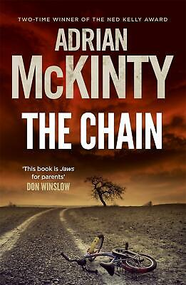 The Chain by Adrian McKinty Paperback Book Free Shipping!