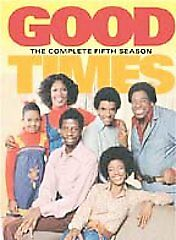 Good Times - The Complete Fifth Season (DVD, 2005, 3-Disc Set)